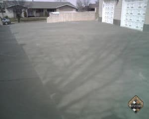 Driveway Overlay In Plain Gray 1