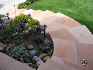 Arizona Flagstone Steps