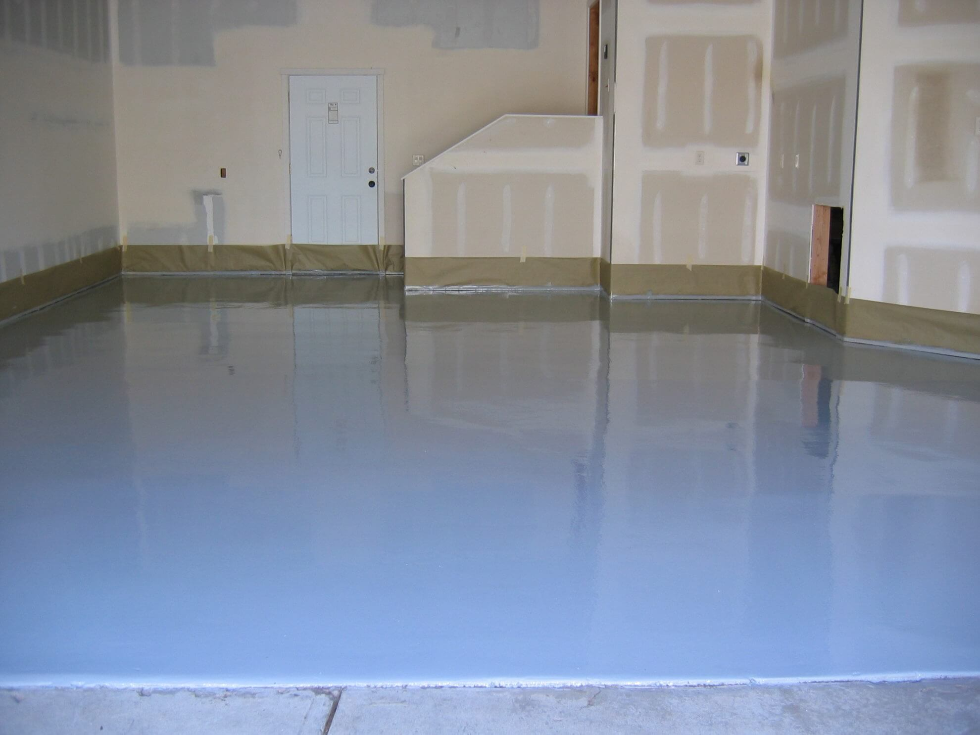 Saint george epoxy flooring and coatings in southern utah garage dolphin gray solutioingenieria Choice Image