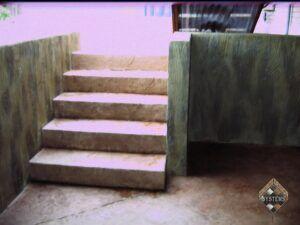 Basement Entry Steps Overlay