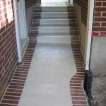 Breezeway Brick Borders