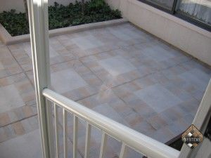 Courtyard Brick Overlay