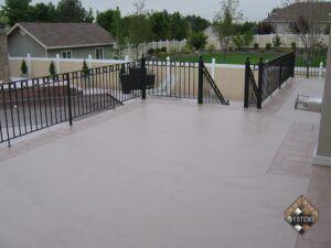 Concrete Deck Overlay