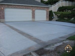 Driveway Overlay Multi Colored