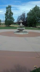 Concrete New Look Color Staining