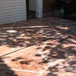 Patio Arizona Stone Overlay