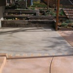 Patio Brick Bordered Overlay