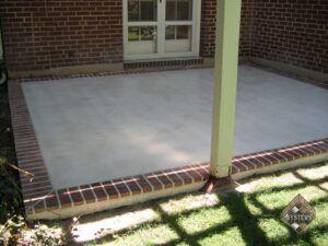 Patio Brick Brick Overlay