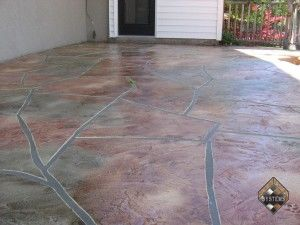 Patio Groutlined Stone