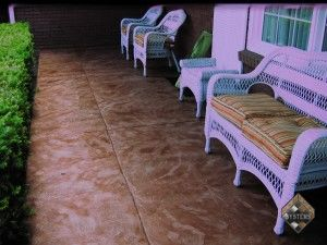 Patio Overlay Textured