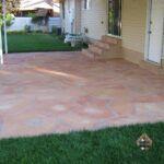 Patio Sandstone Overlay