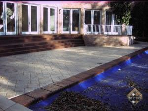 Pool Deck NewLook Color Stained