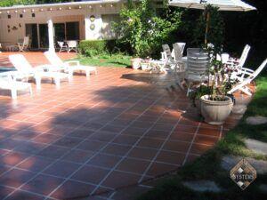 Concrete Pool Deck Overlay