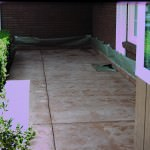 Courtyard Roman Slate Overlay