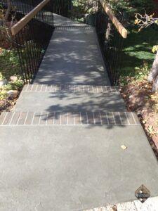 Brick Pattern Overlay