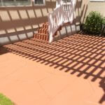 Terracotta Patio Overlay