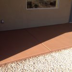 Hess's Patio Cedarwood Brown