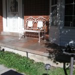 Multi Colored Porch Overlay