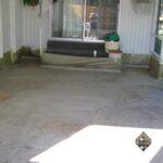 Patio Concrete Overlay