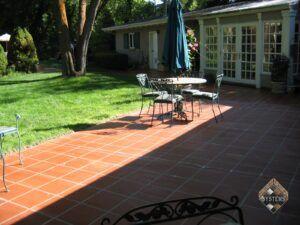 Patio Mexican Tile