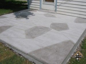 Patio Slate Pattern