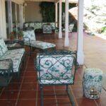 Patio Terracotta Tile