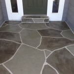 Slate Stone Entry Grays