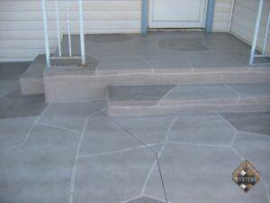 Slate Stone Pattern