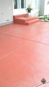 Terry's New Look Patio Spanish Red