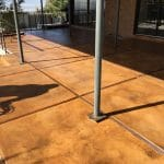 Cherokee Stained Patio Overlay 1