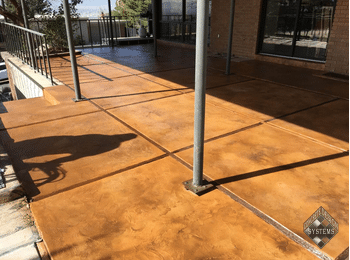 Utahs Concrete Design Repair Resurfacing Acid Stain Contractor